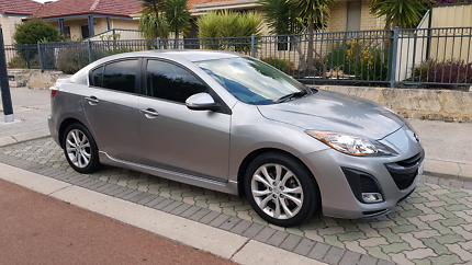 2009 Mazda 3 SP25 Automatic 5Sp