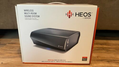 Denon HEOS Amp HS2 Wireless Streaming Amplifier for Home Theater