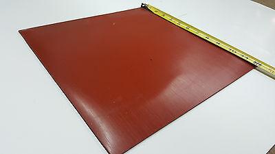 Silicone Rubber Sheet 18thk X 12 X 12 55 Duro -5  Free Shipping