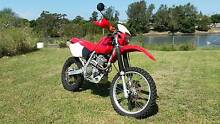 XR400 Honda 2000 only 10,000ks Tighes Hill Newcastle Area Preview