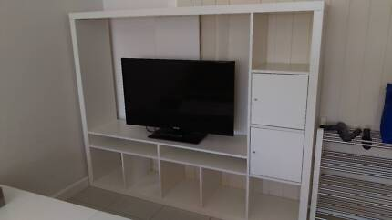 TV and shelving unit package Hornsby Hornsby Area Preview