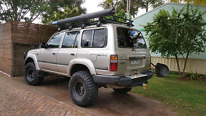 1992 toyota landcruiser gxl factory 4.2td 1hdt auto Woronora Sutherland Area Preview