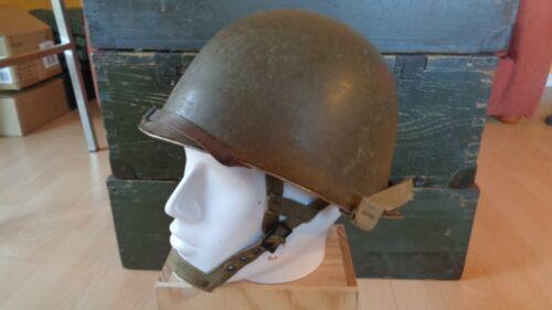 Rare casque des troupes aéroportées françaises / helmet French airborne troops