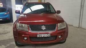 2005 Suzuki Grand Vitara (4x4) JT 2.7L V6 Wagon - Manual Waratah Newcastle Area Preview