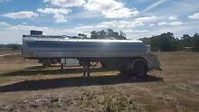 Water tanker semi water cart Pyrenees Area Preview