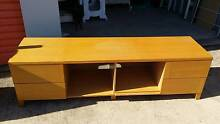 Low line TV cabinet Airds Campbelltown Area Preview