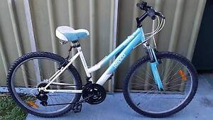 """bicycle women's 26"""" bike with 18spd shimano gearing Belmont Lake Macquarie Area Preview"""