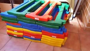 jolly kidz magic panel playpen (32 pieces) Bankstown Bankstown Area Preview
