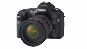 Canon 5D Mark 2 Digital SLR