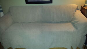 Sofa /couch with slip cover