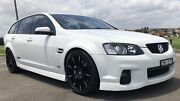 2011 Holden Commodore SSV Redline Sports Wagon Glenwood Blacktown Area Preview
