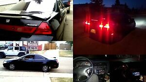 Honda Accord Coupe 2000 Fully Loaded