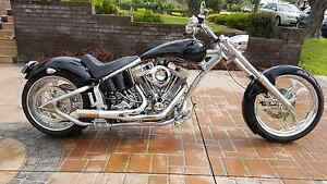 Softail chopper Gosnells Gosnells Area Preview