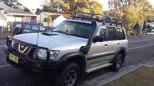 2001 Nissan Patrol ST $7.5k for this weekend! Cardiff Lake Macquarie Area Preview