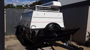 Heslop Getaway Camp Kitchen Camper with RV3 tent Brighton Brisbane North East Preview