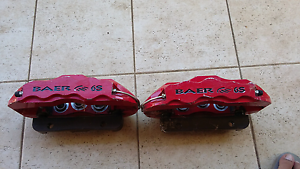 PERFORMANCE (STREET/RACE) BAER BRAKES 6POT CALIPERS FOR SALE Canley Vale Fairfield Area Preview