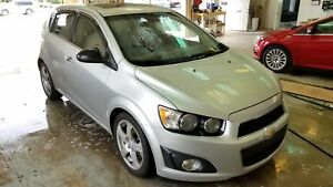 * * 2012 CHEVROLET SONIC LT AUTO * 6 MONTH WARRANTY INCLUDED * *