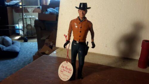 "HARTLAND Gunfighter ""JIM HARDY""  Wells Fargo Western Model Figure"