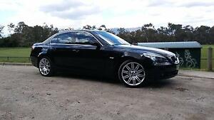 2005 BMW 5 Sedan Croydon Maroondah Area Preview