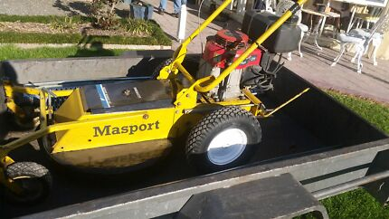 Masport Shire Master Slasher Mower Montrose Yarra Ranges