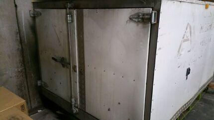 Ute canopy service body storage box tool box hilux navara trailer West Footscray Maribyrnong Area Preview