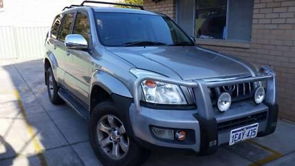 2003 Toyota LandCruiser Prado $11500 ONO