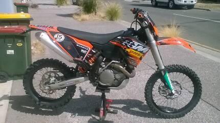 2010 ktm 530 exc
