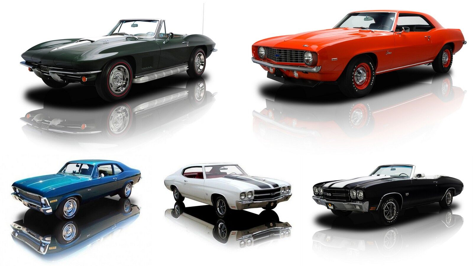 Cowlco Muscle Car Products