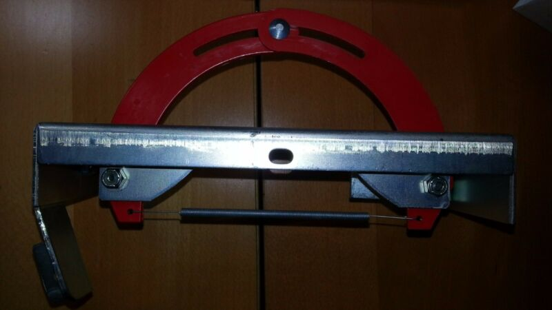 SAFETY SPEED CUT 6400 SAW FOOT WITH GUARD MR30A