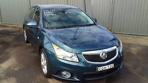 2012 Holden Cruze CDX JH 11 manual hatch Richmond Hawkesbury Area Preview