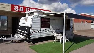 2004 Concept Ascot Dual Axle Caravan Hampstead Gardens Port Adelaide Area Preview