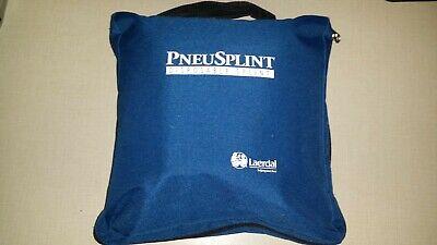 Laerdal 702-00040 Pneusplint Disposable Inflatable Splint Kit Paramedic Emt Prop