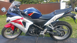Honda cbr 250r Bankstown Bankstown Area Preview