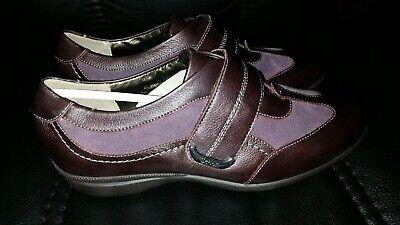 Sneaker Schuhe Dr.Scholl Fremont Halbschuh  Klettverschluss Gr.38 neu mit Karton - Dr. Scholls Leder Halbschuhe