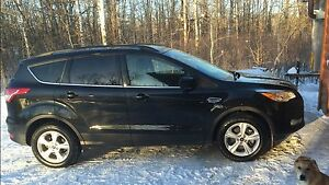 2014 Ford Escape 1.6L ecoboost 4WD