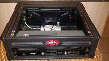 """Twin UHF Microphones in 19"""" single rack mount Mount Annan Camden Area Preview"""