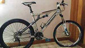 Merida Ninety Six 3000 Dual suspension mountain bike Parramatta Parramatta Area Preview