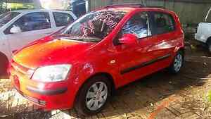 Hyundai Getz Redland Bay Redland Area Preview