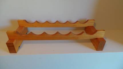 Wine Rack 6-Bottle Mount Riverview Blue Mountains Preview
