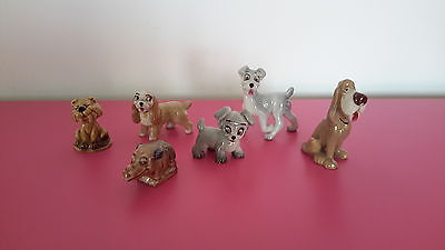 Collection of  VINTAGE WADE WHIMSIES.DISNEY & FLINTSTONE, used for sale  Shipping to Ireland