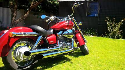 Honda Shadow VT400 Cruiser