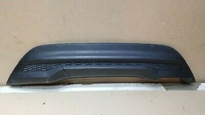 FORD FIESTA ZETEC S 2013-17 REAR BUMPER DIFFUSER GENUINE PART
