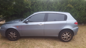 Alfa romeo 147 East Ryde Ryde Area Preview