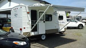 2013 Forest River CLIPPER 16 PIEDS