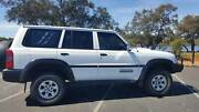 2007 Nissan Patrol GU IV 4.2TD DX 5 speed manual wagon Eaton Dardanup Area Preview