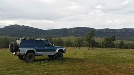 GQ Nissan Patrol Mount Gambier Grant Area Preview