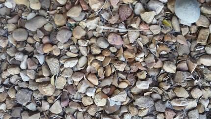 Garden rocks and gravel Sinnamon Park Brisbane South West Preview