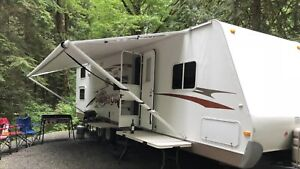 30' travel trailer for rent