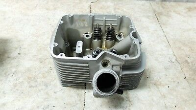03 Polaris Victory Vegas 92 rear back engine cylinder head