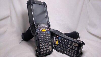 Lot Of 2 Motorola Symbol Mc9090-gf0hjefa6ww Windows Mobile 5 Barcode Scanner 2x